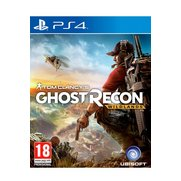 PS4: Tom Clancy's Ghost Recon: Wild...