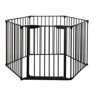 Dreambaby 3 in 1 Play-Pen Gate - Black