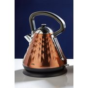 EGL Metallic Diamond Pyramid Kettle