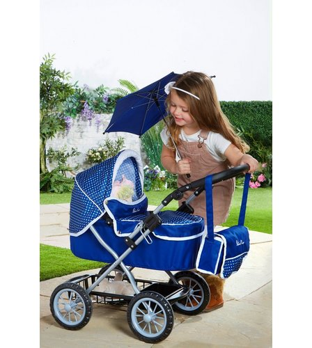 Image for Silver Cross Doll's Pram from studio