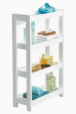 4-Tier Bathroom Rack