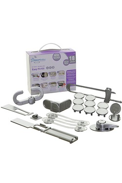 Dreambaby Silver Safety Kit