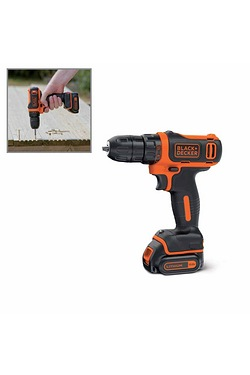 Black & Decker 10.8V Ultra Compact ...