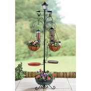 Solar Weather Vane Planter