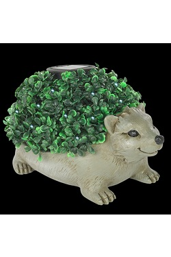 Solar Topiary Hedgehog