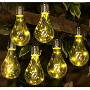 Pack Of 6 Solar Lightbulbs
