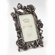 "Rose And Vine 6x4"" Photo Frame"