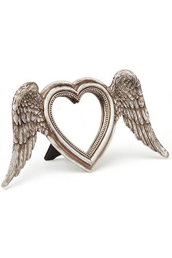 Winged Heart Mirror