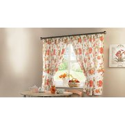 Fruit Garden Kitchen Curtains