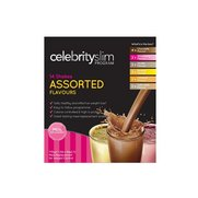 Celebrity Slim UK: 7 Day Assorted