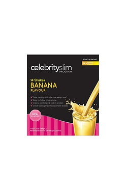 Celebrity Slim UK: 7 Day Banana
