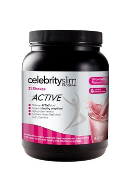 Celebrity Slim UK: Active Shake - S...