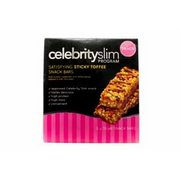 Celebrity Slim UK: Snack Bar - Stic...