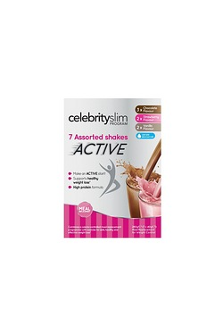 Celebrity Slim UK: ACTIVE Assorted ...