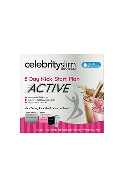 Celebrity Slim UK: Active Starter Pack