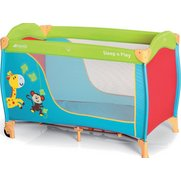 Hauck Sleep 'n' Play Travel Cot Jun...