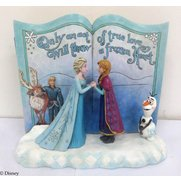 Storybook Frozen Figurine