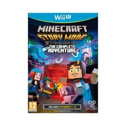 Wii U Minecraft Story Mode: Complet...