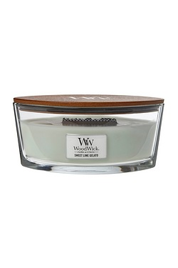 Woodwick Hearthwick Candle Sweet Li...