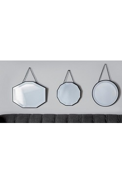 Set Of 3 Mirrors