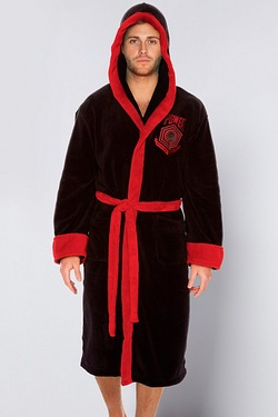 Kylo Ren Star Wars Hooded Bathrobe