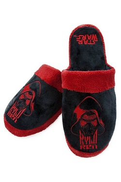 Kylo Ren Star Wars Mule Slippers
