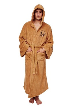 Jedi Star Wars Fleece Robe