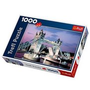 1000 Pieces Tower Bridge Puzzle