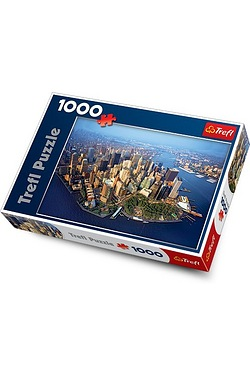 1000 Pieces New York Puzzle