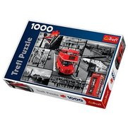 1000 Pieces London Bus Puzzle