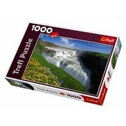 1000 Piece Golden Falls Iceland Puzzle