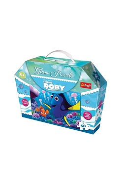 50 Piece Glam Puzzle - Dory Among T...