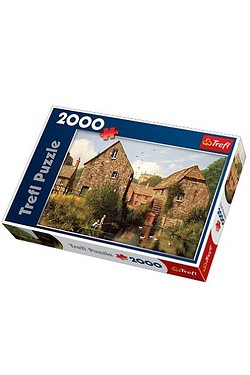 2000 Piece Country Puzzle