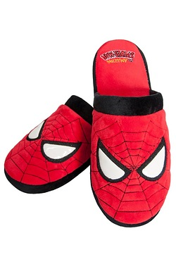 Spiderman Marvel Slip-On Slippers