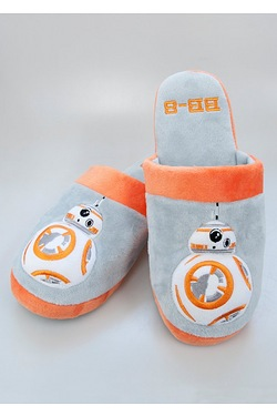 BB8 Star Wars Mule Slippers