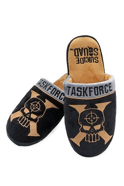Taskforce X Suicide Squad Slippers