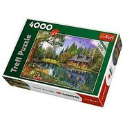 4000 Piece Afternoon Idyl Puzzle
