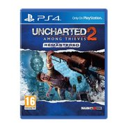 PS4: Uncharted 2: Among Thieves