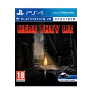 PS VR: Here They Lie
