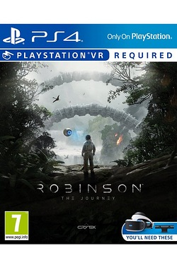 PS VR: Robinson The Journey