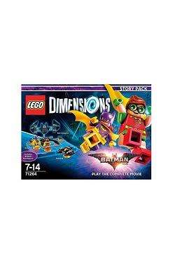 LEGO Dimensions: Batman Movie Story Pack