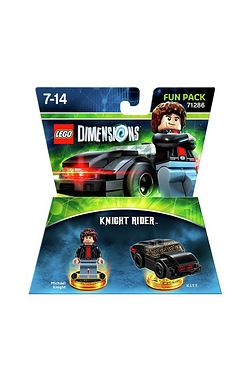 LEGO Dimensions: Knightrider Fun Pack