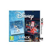 3DS: Disney Frozen & Big Hero 6 Dou...