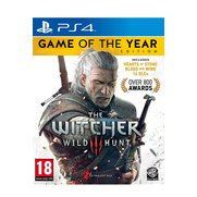 PS4: The Witcher GOTY Edition