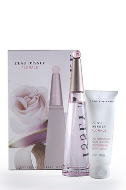 L D'issey Florale Gift Set 90ml Edt
