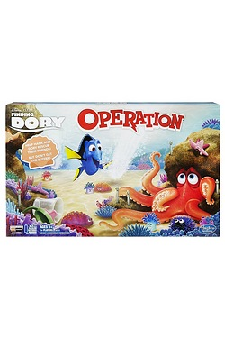 Hasbro Finding Dory Operation Game