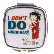Betty Boop Morning Mirror Compact