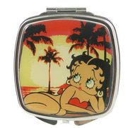 Betty Boop Sunset Mirror Compact