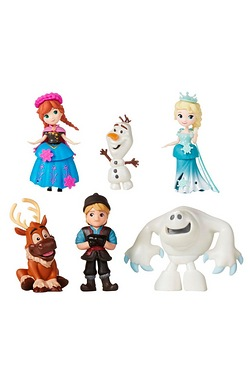 Play-Doh Frozen Friendship Collection