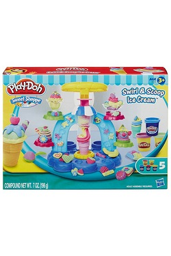 Play-Doh Sweet Shoppe Ice Cream Cre...